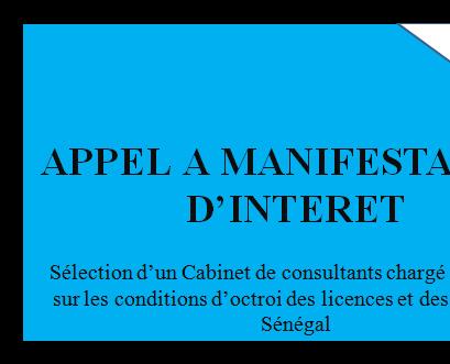 Non class initiative pour la transparence dans les - Liste des cabinets d expertise comptable au senegal ...