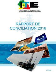 Rapport ITIE 2016
