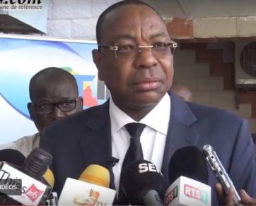 Mankeur Ndiaye, Pr du Comité national ITIE Sénégal
