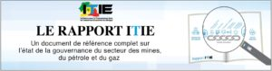 Publication du Rapport ITIE 2017